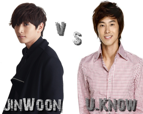 JinWoon (2AM) vs U-Know (TVXQ) - Round 19