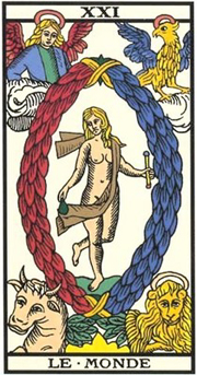 Tarot analytique