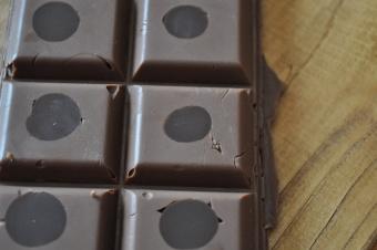 Tablette de Chocolat au lait au caramel beurre-salé