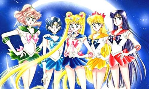 Les animes/mangas de mon enfance...