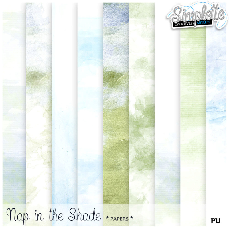 20 JUILLET : Nap in the Shade Simpl402