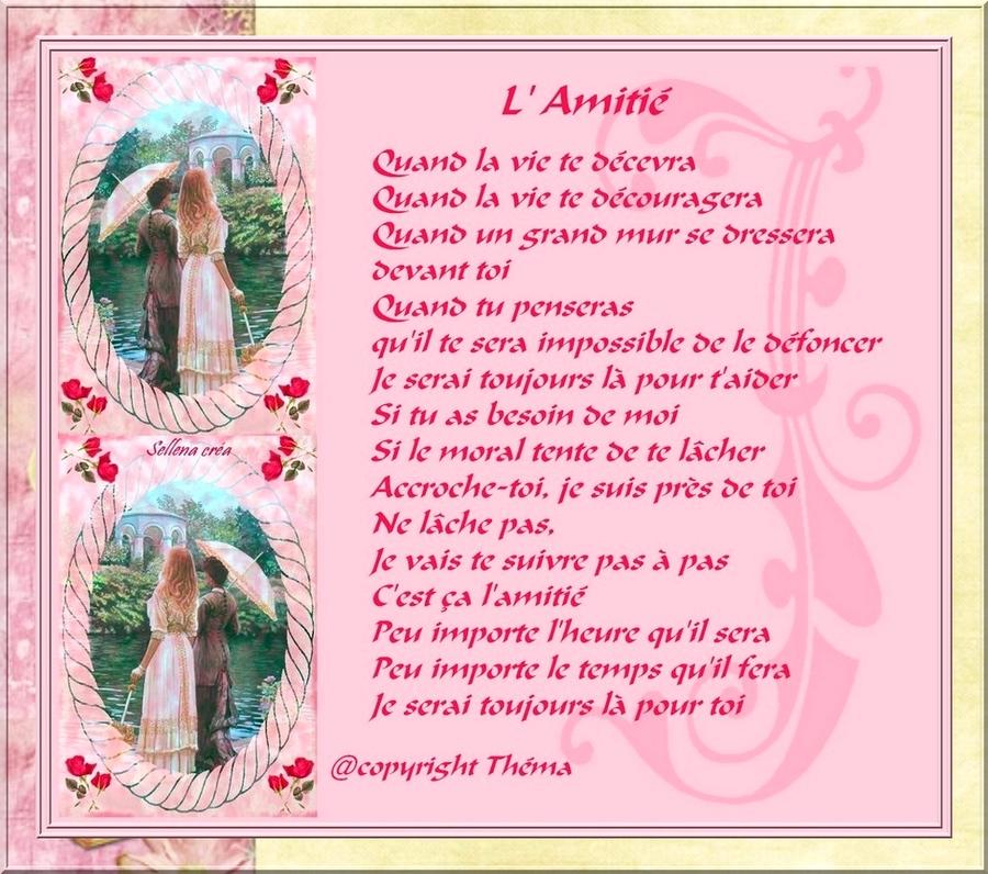 282 - L' Amitié