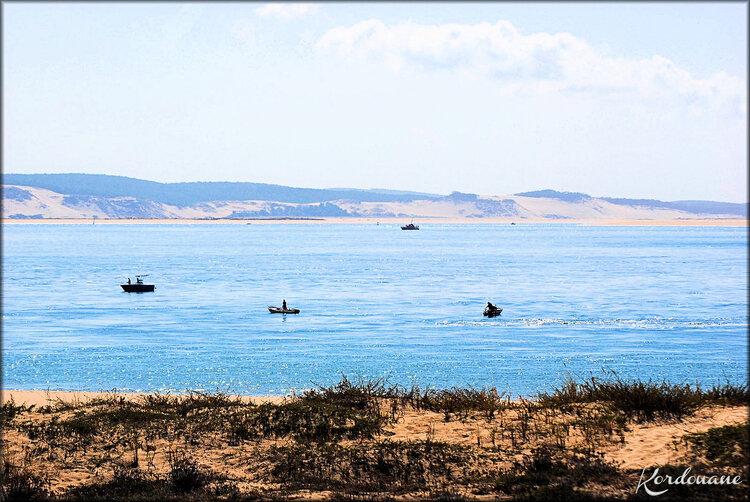 Photos de la Pointe de Lège - Cap Ferret