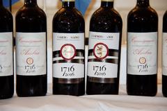 Vin de Carmignano d'apellation d'oirigne contrôlée