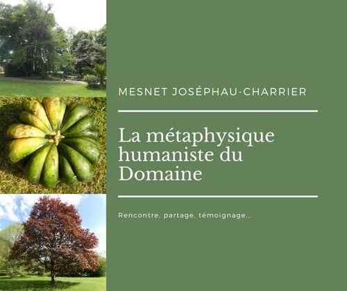 Les rencontres métaphysiques et humanistes du Domaine