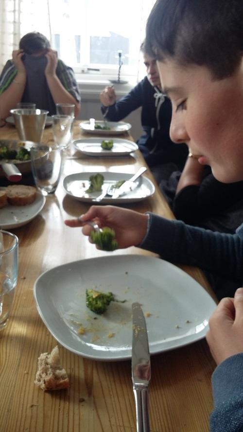 le brocolis casse l'ambiance