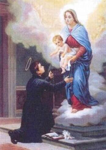 Prière à Saint Stanislas Kostka
