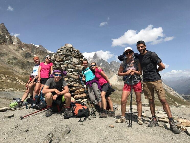 Tour du Mont-Blanc 6 jours de trek