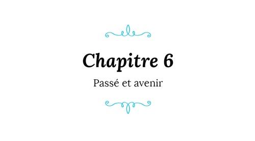 Solutions des scènes du chapitre 6