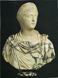 Coiffure de Femme Romaine (1)