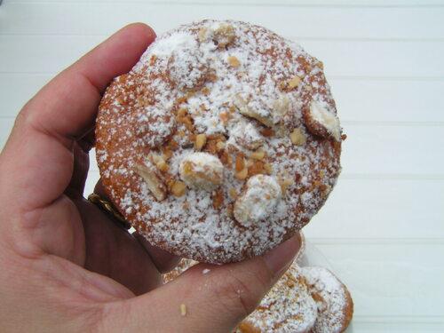 Muffins mirabelles