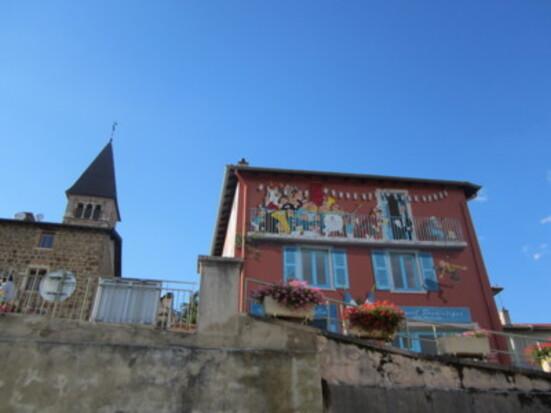 Blog de lynerose :Un pêle-mêle en photos de mion quotidien..., La cave de Clochemerle..