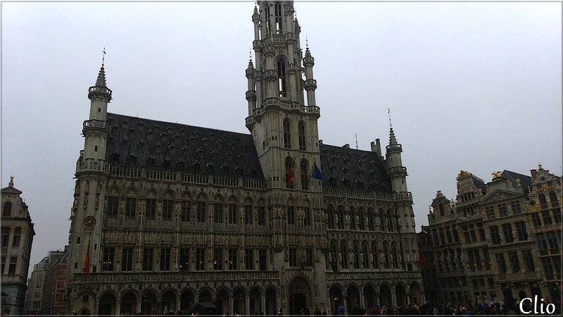 Quelques photos de Bruxelles