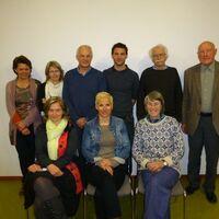 M le maire et ses conseillers municipaux - 2014