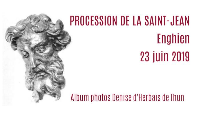 Procession de la Saint-Jean - 23 juin 2019
