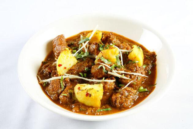 Le porc Vindaloo en Inde