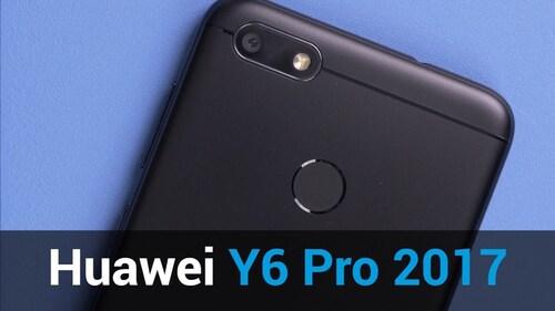 Huawei Y6 Pro 2017 : un entrée de gamme séducteur et abordable