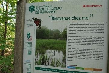 le verger de Saint Remy lès Chevreuse
