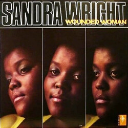 Sandra Wright - Wounded Woman - Complete LP