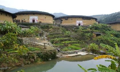 Circuit Fujian et villages Tulou (5 jours)