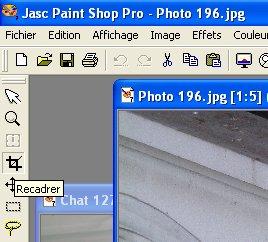 Une bannière avec Paint Shop Pro