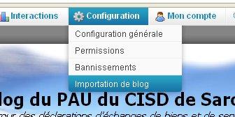 Migration d'Overblog vers Eklablog