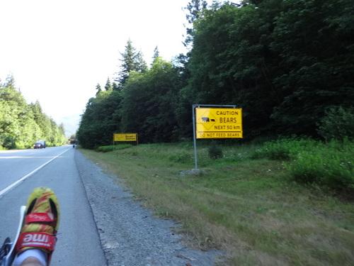 Lundi 1er juillet: Squammish-Pemberton