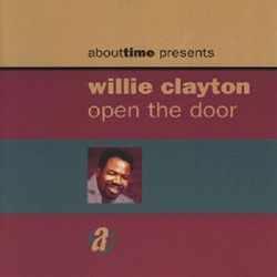 Willie Clayton - Open The Door - Complete LP