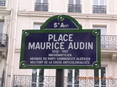 """Affaire Maurice Audin : des personnalités écrivent  à  Emmanuel Macron pour réclamer """"la vérité historique"""""""