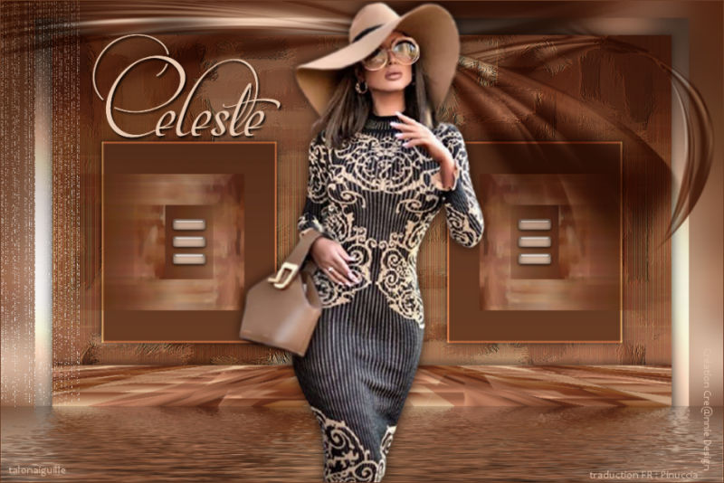 *** Celeste***
