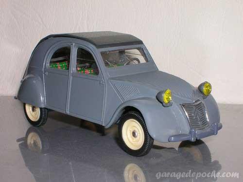 Citroën 2cv 1954