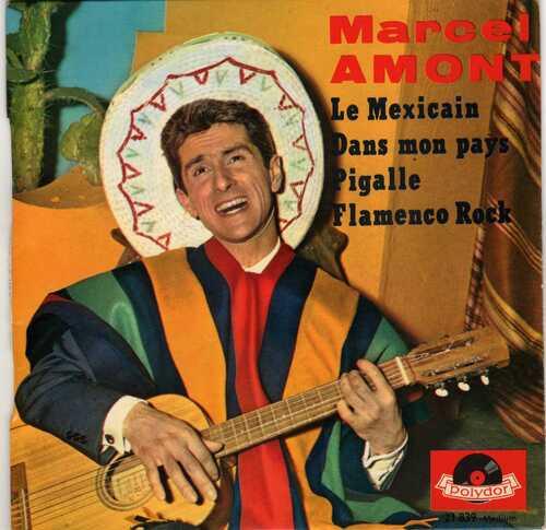 Marcel Amont - Le Mexicain 01