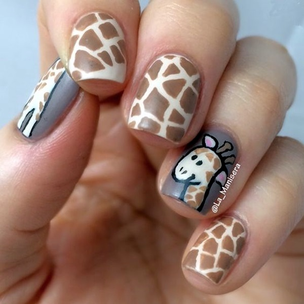 Animal Nail Art Prints (1)