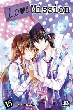 Couverture de Love Mission, Tome 15