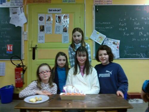 Mathilde  10 ans