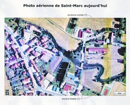-La Maison Forte de Saint Marc sur Seine
