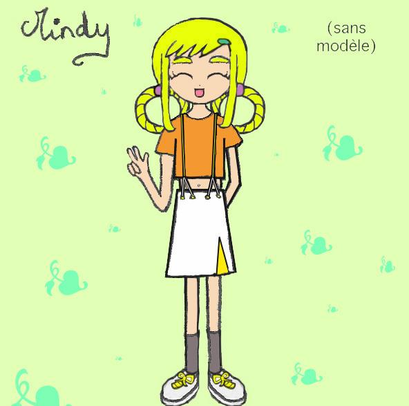 Fanart Mindy