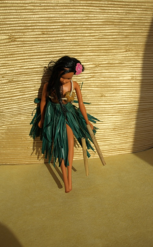 Barbie vintage : Barbie à Hawaii