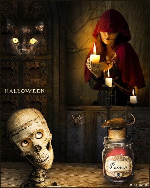 Cartes Halloween 2020