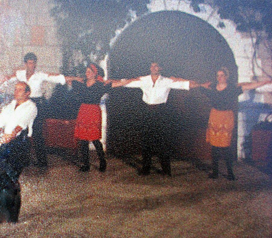 EVVIA EN GRECE EN 1988  SUITE N° 2