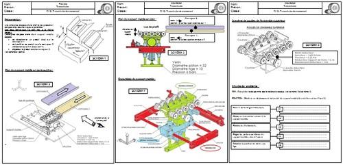 Convoyeur transbordeur / Révision T MEI