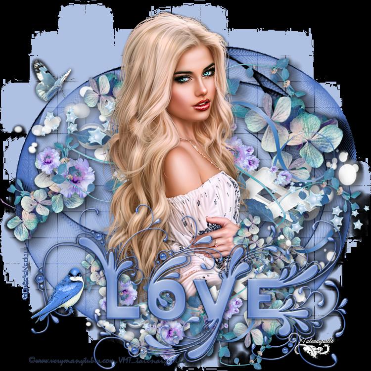 *** Love en bleu ***