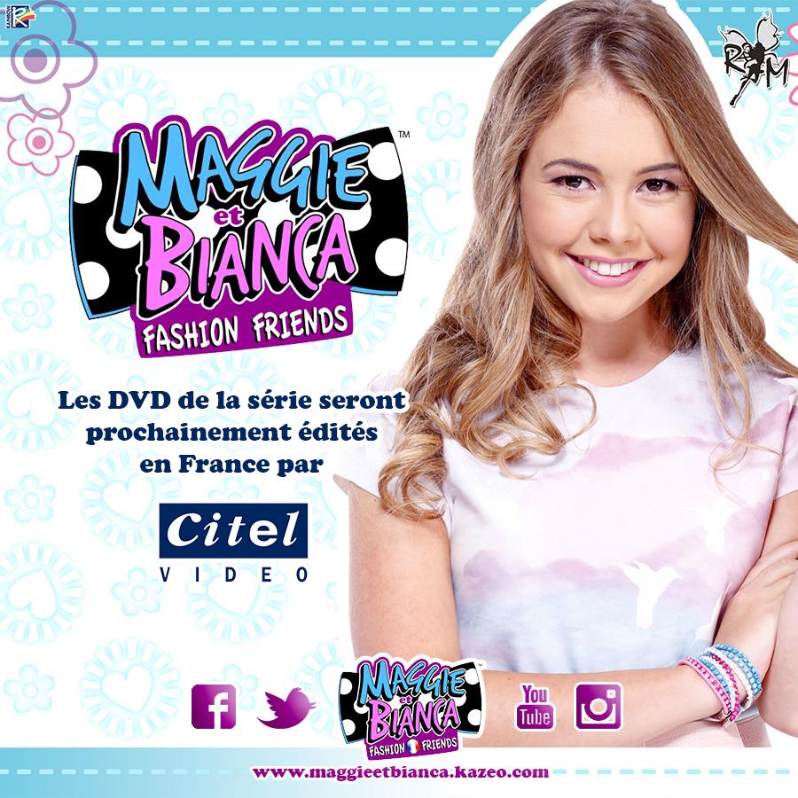 Les DVD bientôt en France !