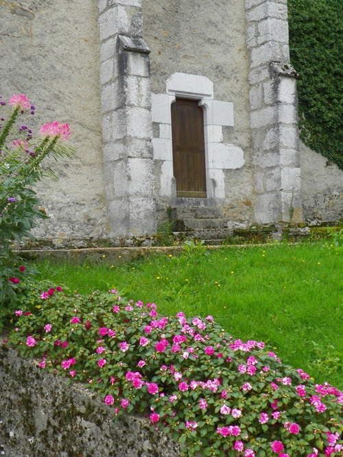 L'église Saint Ours