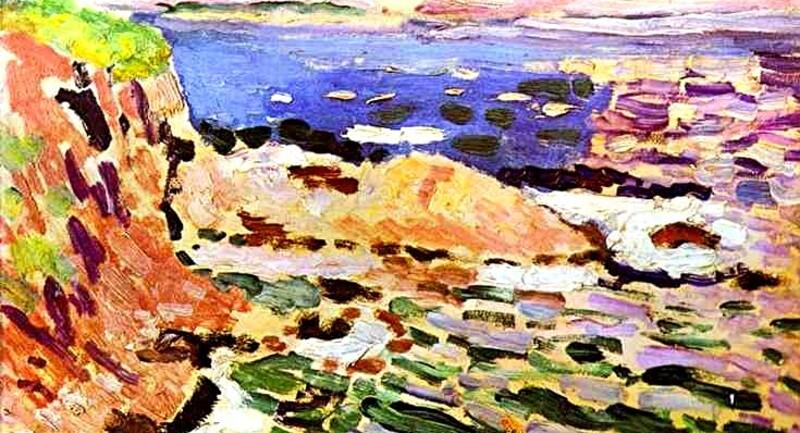 Matisse 12  / 1905- Luxe , calme et volupté...