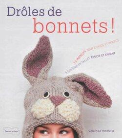 Bonnets animaux rigolos