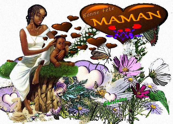 Défi spécial chez Evy. Fêtes des Mamans.