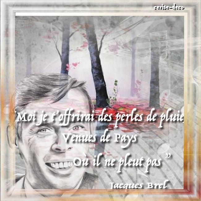 Défi Jacques Brel un grand merci a vous tous !