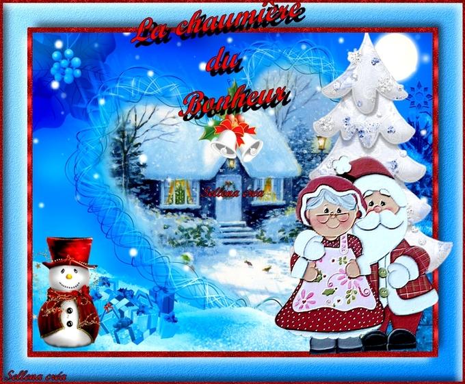 **Noël 3**Déco de Kaly