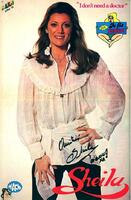 1978, dernières séries coiffure barrette...